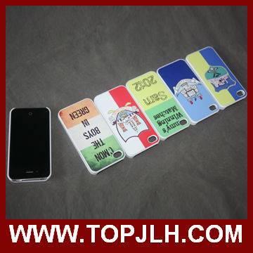 made in china Plastic Cover For iPhone 5 Cell Phone Case