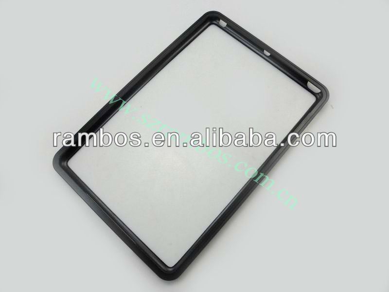 New arrival frame bumper metal case for iPad mini