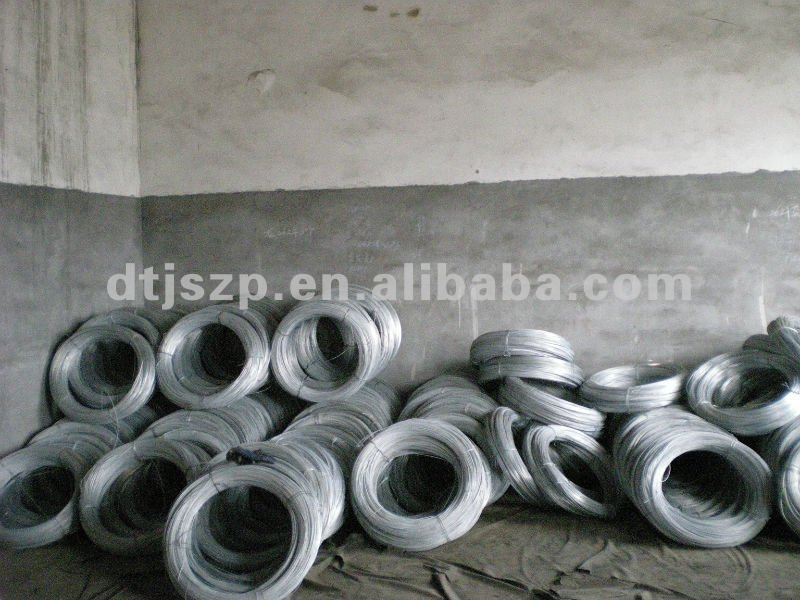 SMALL COIL GALVANIZED IRON WIRE