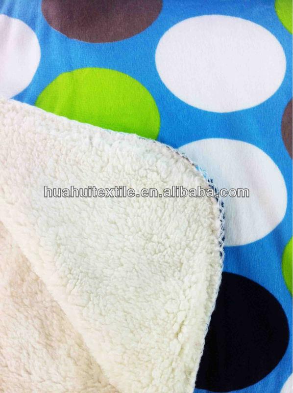 2014 Hot Sale!!!!! 100% Polyester Blanket