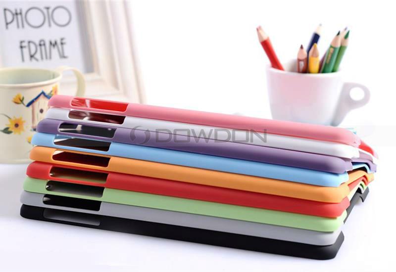 Matte Hard Plastic Back Cover Case for iPad Mini