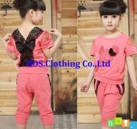 Комплект одежды для девочек BOS. baby