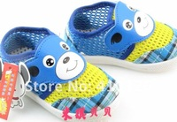 Free transport 2012 authentic children nets shoes children baby canvas shoes men and women of the spring, comfortable shoes S340