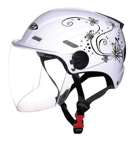 AD-801 motorcycle helmet/ half helmets / abs shell helmets