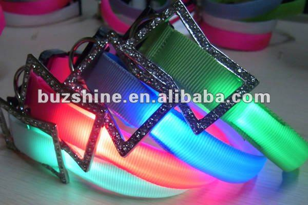 2014 New LED Dog Pet Products Collar and Leash