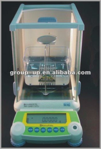 (MH-204S) Solid and Liquid Electronic Densimeter