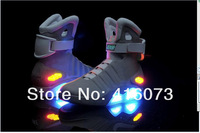Famous Mag Glow In The Dark Men's Basketball Sport Footwear Sneaker Shoes Mag limited edition Shoes, size:US8-13