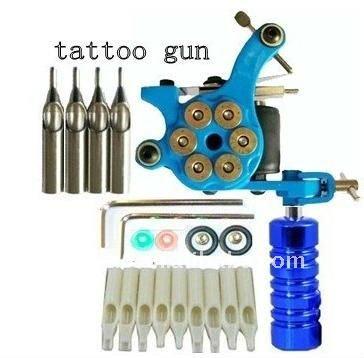 10coilwrap Tattoo Gun