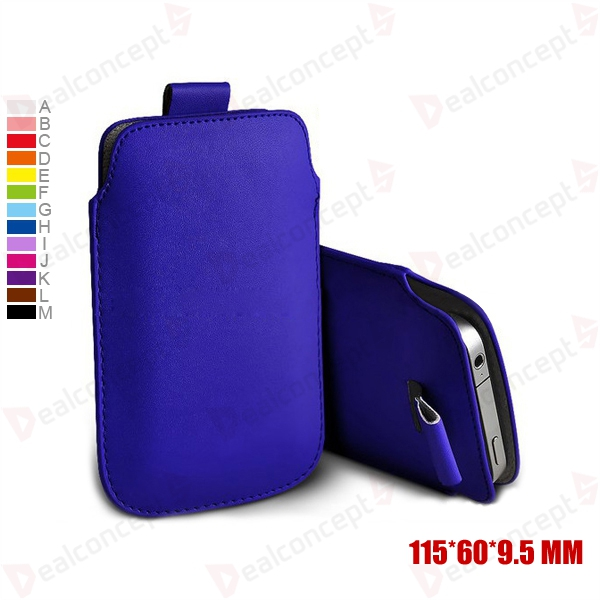 Pu leather sublimation phone case for Nokia asha 311