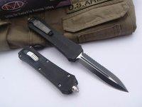 высокое качество МИКРОТЕХ охотничий нож 58hrc лучший подарок на Рождество