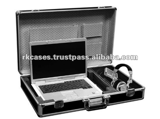 Laptop flight case, UNIVERSAL CASE FOR 15 INCH LAPTOPS