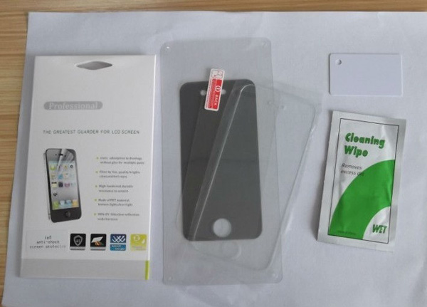 Prevent scratches High Clear Screen Protector for ipad mini