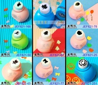 Wholesale Brand New Craft Punch Small size Children Gift Craft presser 20pcs/lot Free shipping