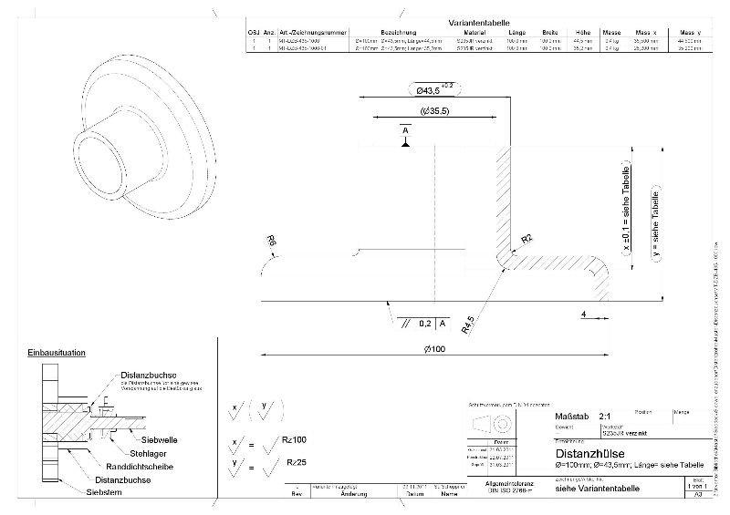 stainless steel spacer sleeve industrial spacer sleeve