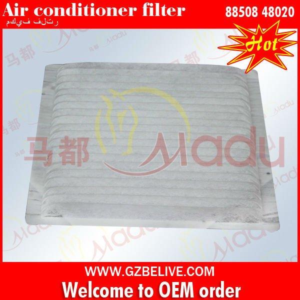 Air handling unit air filter 88508-48020 For TOYOTA LEXUS RX300 GXE10.MCU15
