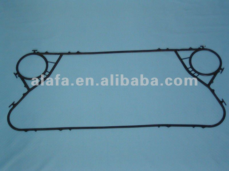 Plate heat exchanger gasket,spare parts alfa laval