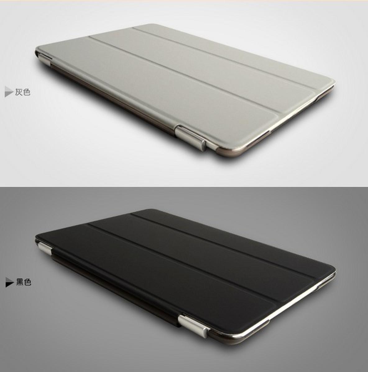 Tri Fold Folio Smart Leather Case Cover for Apple iPad mini