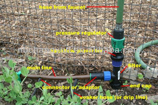 a fita dairrigação mini conector t