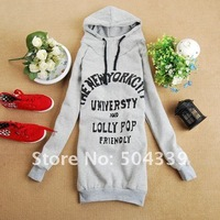 Женские толстовки и Кофты Plus Size Long Sleeve Women's Fleece Pullover Hoodies Coat Hoody Casual Sweatshirts Autumn Outwear