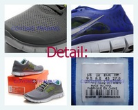 Женские кроссовки 26 Colors, hotsale 2012 NEW barefoot running shoes 5.0 3 sports shoes at lowest pirce eur 36-45