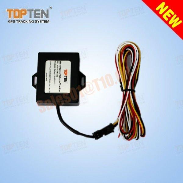 ($49/pc) GPS GPRS Motorcycle/Vehicle Tracker TK668-K0001 New!