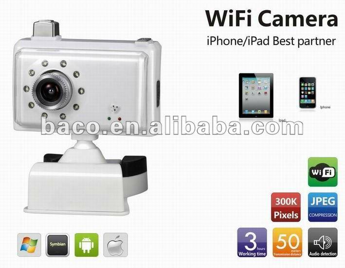 ip camera wifi support iphone ipad best partner view ip. Black Bedroom Furniture Sets. Home Design Ideas