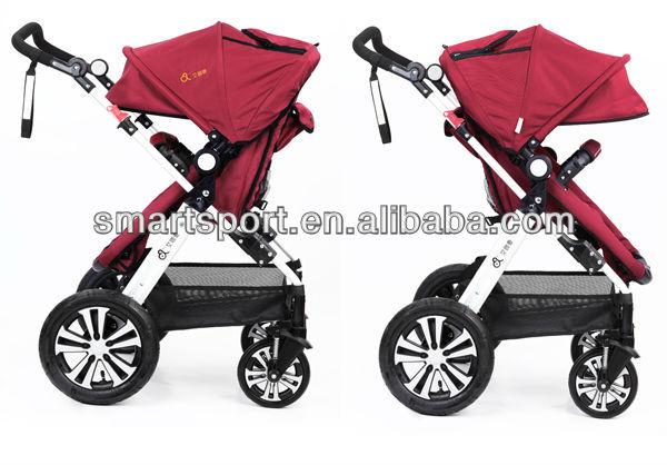 2014 Aluminum 3-in-1 european baby bedding