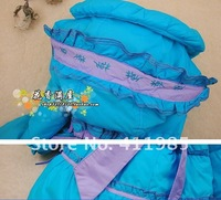Пуховик для девочек 2012 Smiles send us light star plume, children down jacket, girls flocking clothing, girls coat.Down jacket