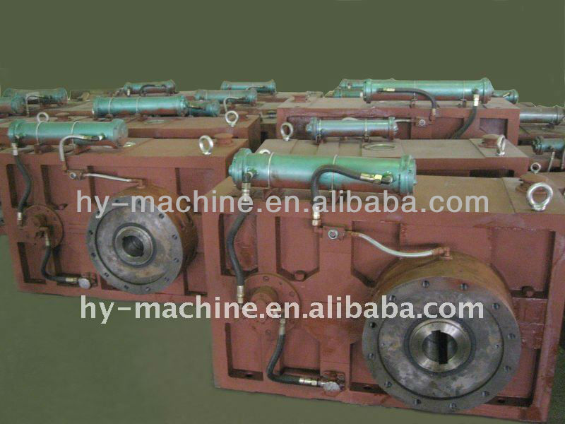 Conical Twin-Screw Plastic Extruder Gearbox Series/gear box high and low