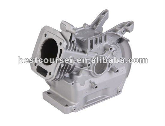 aluminum alloy die casting shell with oem service