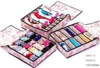 красивые женщины любовь 24 сетки розы мягкой крытого хранения коробка складной белье носки box