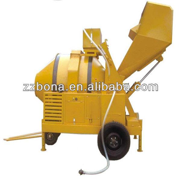 2014 Bona JZR500 diesel concrete mixer