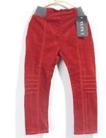 Брюки для девочек Girls' trousers of cotton candy colored corduroy trousers pants