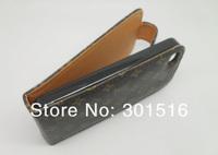 Чехол для для мобильных телефонов for iphone 4 /4s leather case good quality PU case