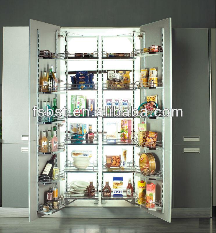 Kitchen cabinet design with slide door italian style for Civil kitchen designs