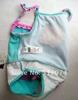Купальный костюм для девочек Girl's swimwear one pieces Baby swimsuit 0-18 months