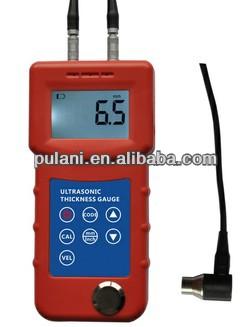 Sound-Velocity-Calibration ultrasonic pvc pipe thickness measuring gauge testing equipment