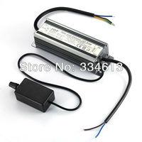 Реостат для регулирования света Waterproof Electric IP67 50W Input 100-240v DC 30-36V 1500mAh LED Dimmable Driver