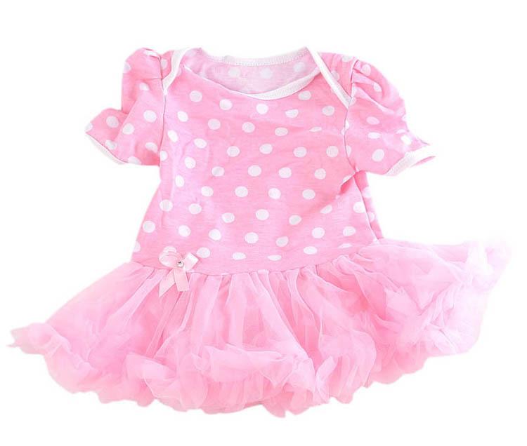 Платье боди для девочки своими руками 1