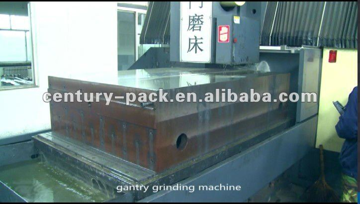 1450mm Die Cutting Machine with stripping section for corrugated box