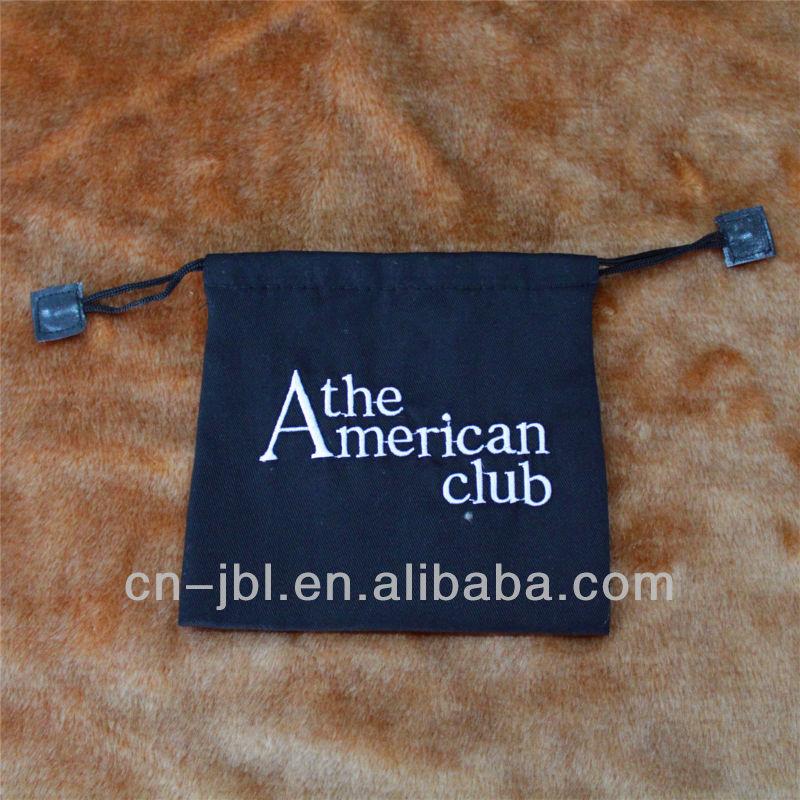 mini drawstring travel bag with printing logo