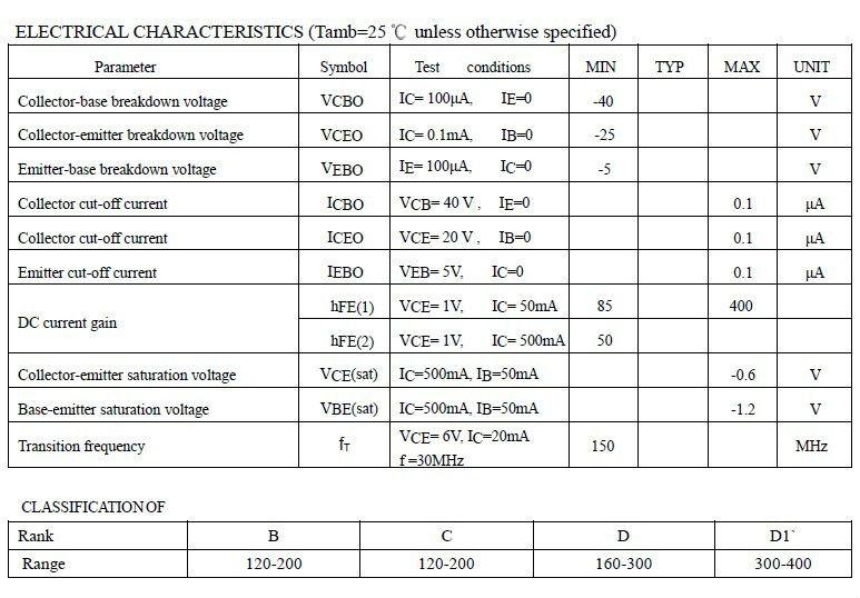 транзисторы s8550 d331 pnp to-92 на складе-Транзисторы-ID продукта ...
