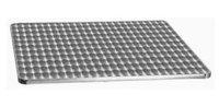 Складной стол alluminum alloy polish spray electroplate chrome restaurant outdoor metal table