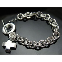 Ювелирное изделие 925 silver Bracelet & Bangle, fashion jewelry silver, hot sale 925 silver, Nice Package! BB69