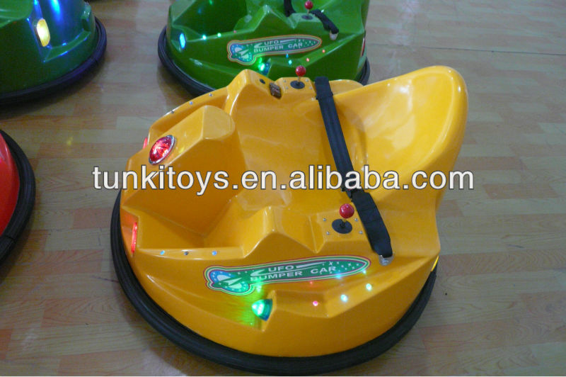 coin operated kids bumper car