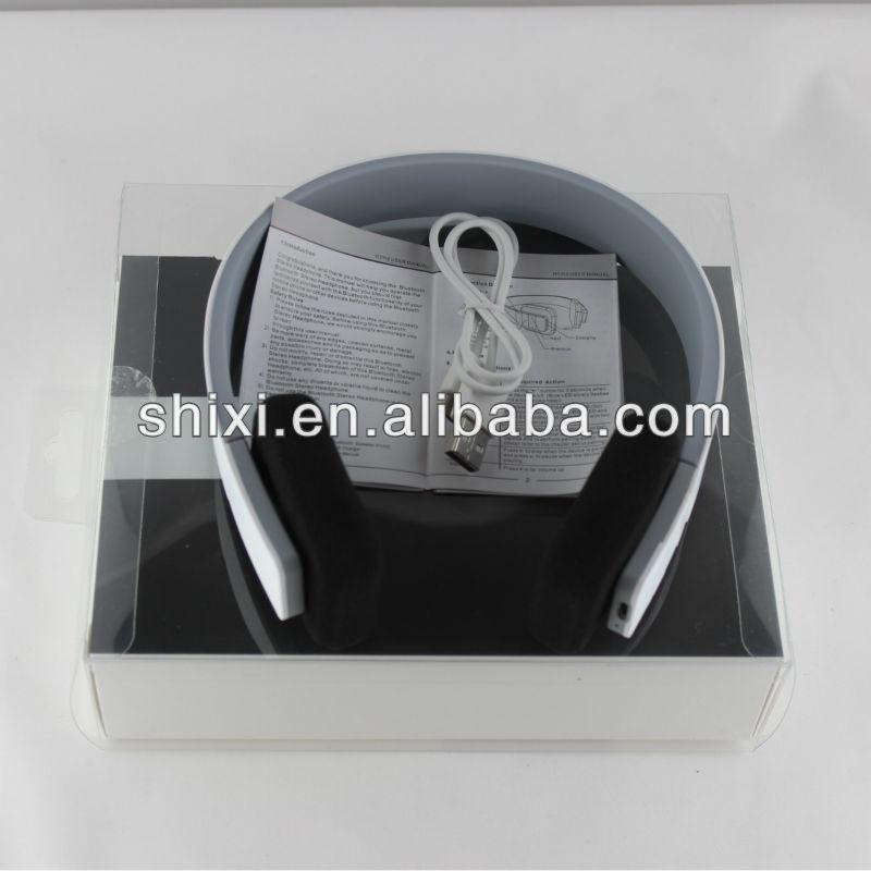 Vatop nouveau produit élégant stéréo sans fil Bluetooth casque pour ordinateur portable