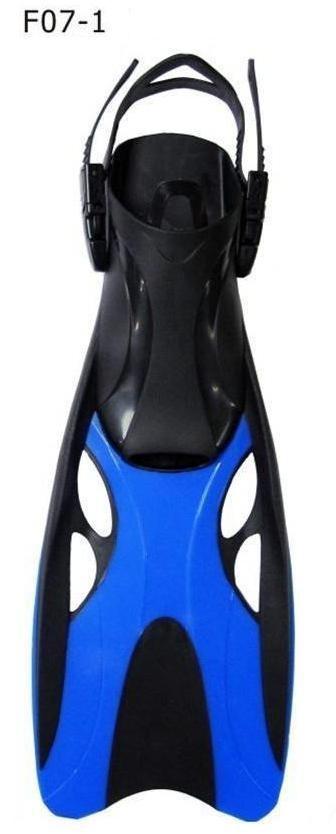 Плавательные ласты Sanx F07/2 ,  4 TPE + PP F07-2