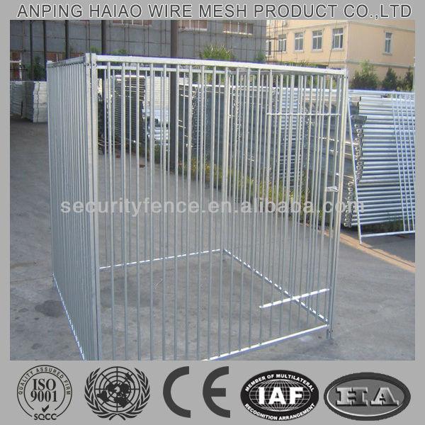 hot dip galvanized fence dog kennels