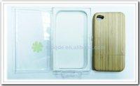 Чехол для для мобильных телефонов Genuine Handcrafted Bamboo Case Cover For Apple iPhone 4 4G
