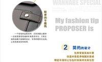 new arrival fashion men leather messenger bag, Brown color men's shoulder bags 2013, high quality brand design business bag